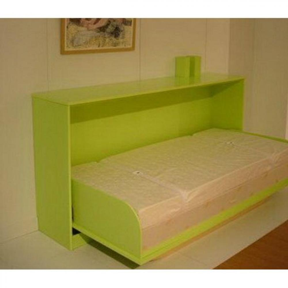 lits escamotables armoires lits escamotables lit escamotable 90 cm transversale studio 2000. Black Bedroom Furniture Sets. Home Design Ideas