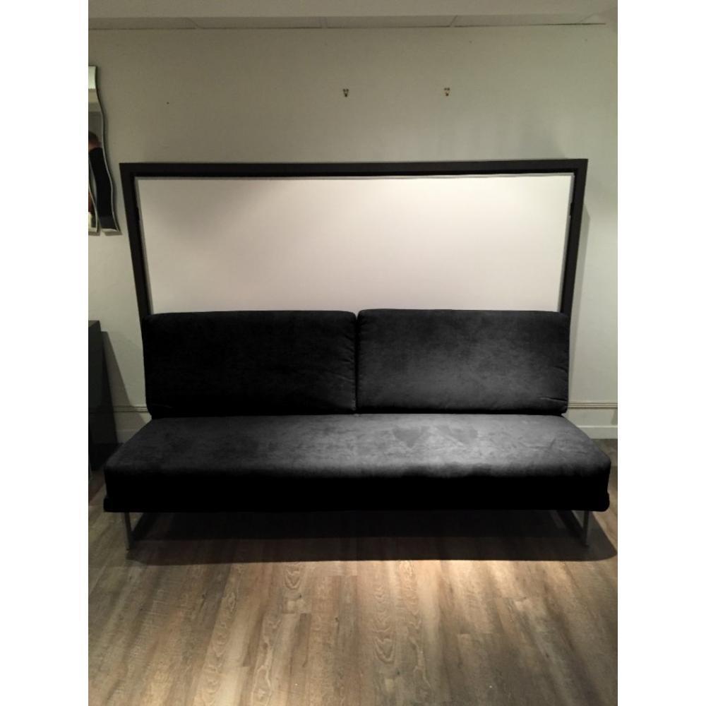 armoire lit canap armoires lits escamotables armoire lit transversale magic structure weng. Black Bedroom Furniture Sets. Home Design Ideas