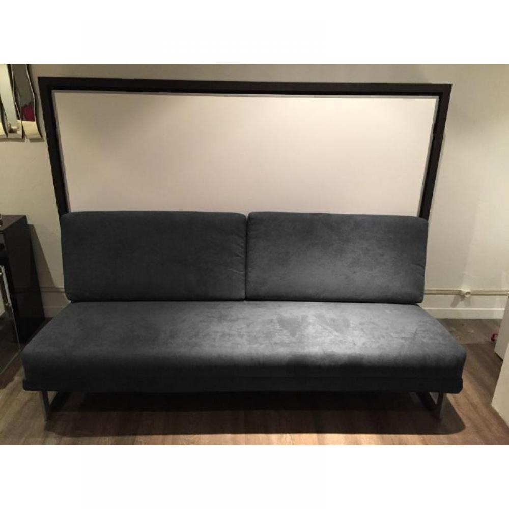 Armoire lit canap armoires lits escamotables armoire - Canape lit haut de gamme ...