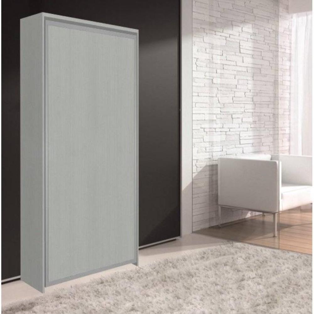 armoire lit 1 place armoires lits escamotables armoire lit escamotable cronos couchage 90. Black Bedroom Furniture Sets. Home Design Ideas