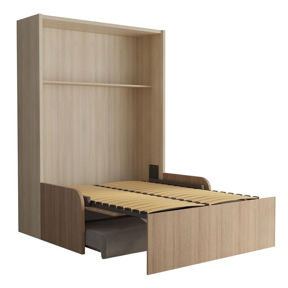 Lits escamotables armoires lits escamotables space sofa armoire lit escamot - Lit dans une armoire ...