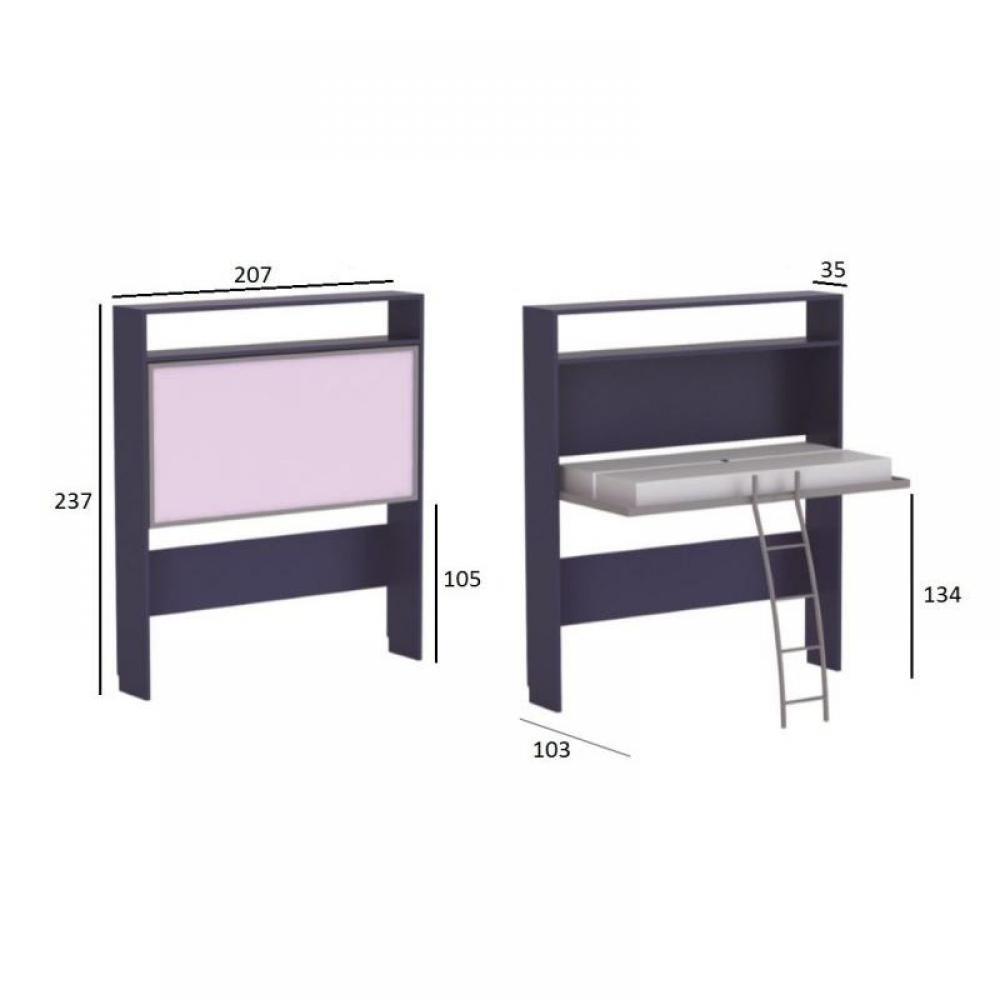 Armoire lit 1 place armoires lits escamotables armoire for Meuble artemis