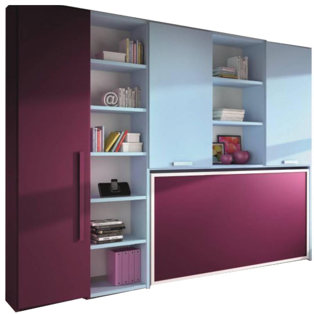 armoire lit 1 place armoires lits escamotables armoire lit transversale dionysos avec. Black Bedroom Furniture Sets. Home Design Ideas