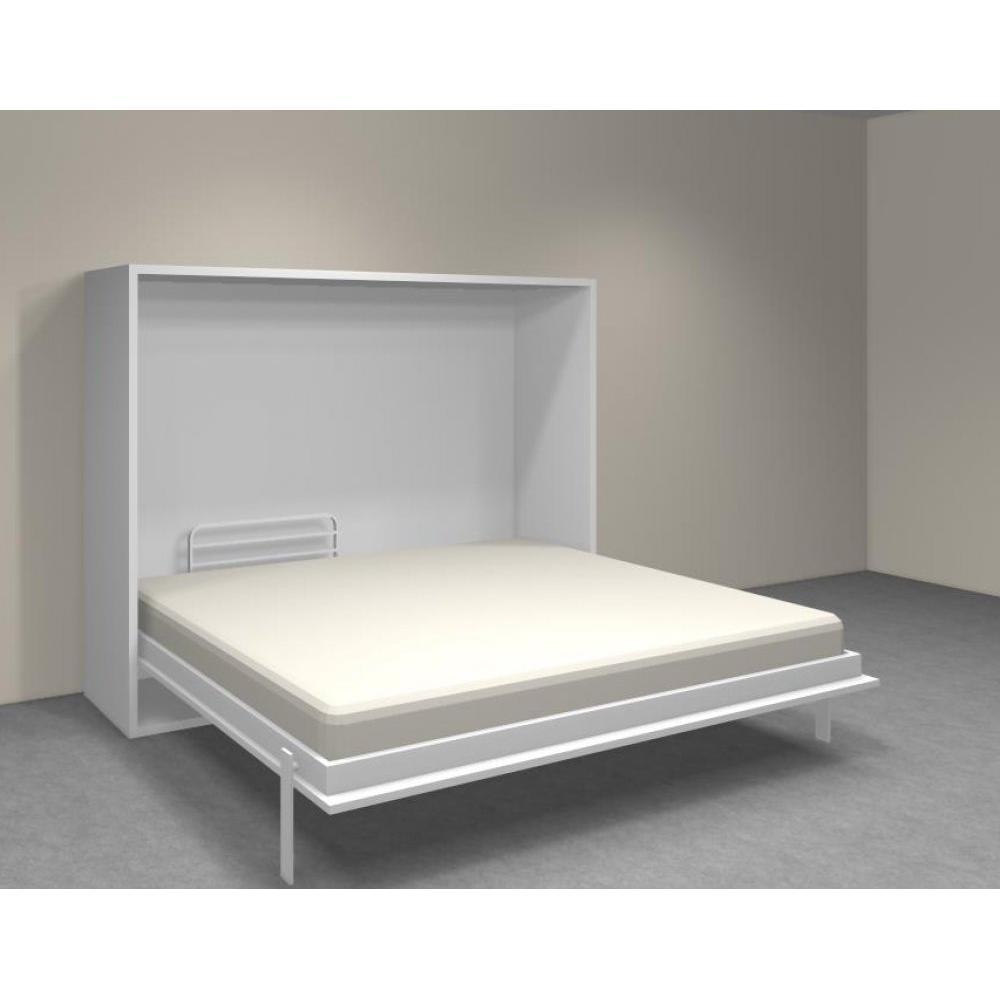 armoire lit transversale armoires lits escamotables armoire lit transversale agata blanche. Black Bedroom Furniture Sets. Home Design Ideas