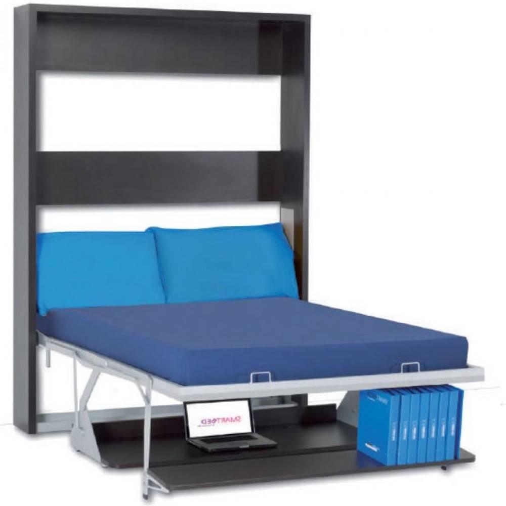 good armoire lit bureau escamotable armoire lit escamotable combin bureau au meilleur prix. Black Bedroom Furniture Sets. Home Design Ideas