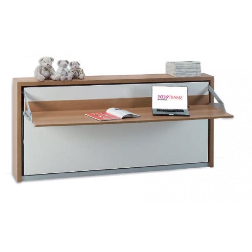 lits escamotables armoires lits escamotables armoire lit transversale bdesk couchage 90 200 cm. Black Bedroom Furniture Sets. Home Design Ideas