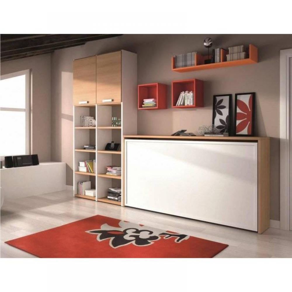 lits escamotables armoires lits escamotables armoire lit transversale city avec rangements. Black Bedroom Furniture Sets. Home Design Ideas