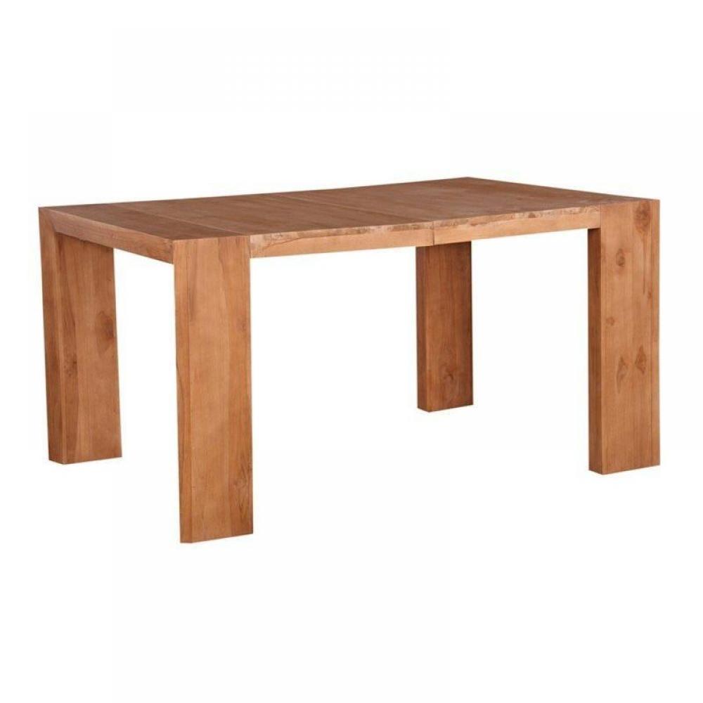 Lampes meubles et rangements console table extensible for Table extensible 14 couverts