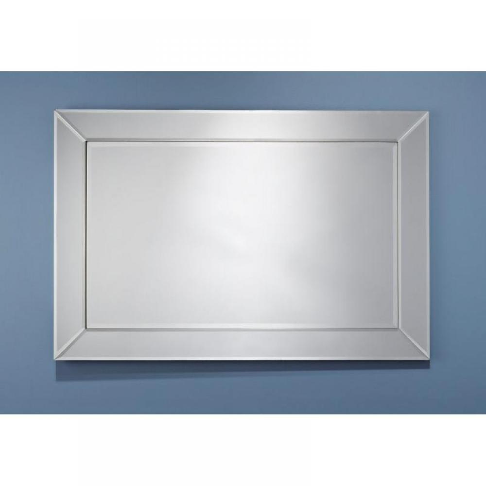 Miroir design rectangulaire maison design for Achat miroir