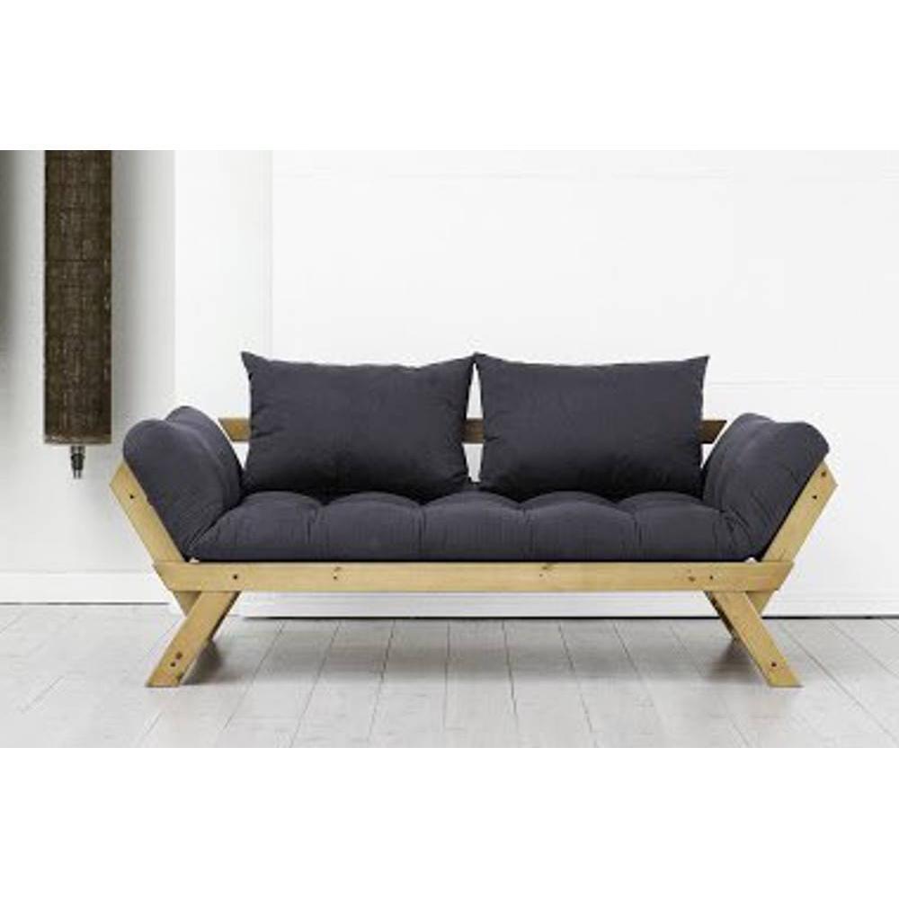 canap s futon canap s rapido convertibles banquette m ridienne pin massif miel futon gris. Black Bedroom Furniture Sets. Home Design Ideas