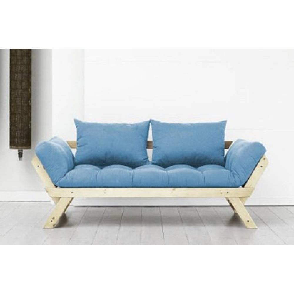 canap s futon canap s et convertibles banquette m ridienne style scandinave futon azur bebop. Black Bedroom Furniture Sets. Home Design Ideas