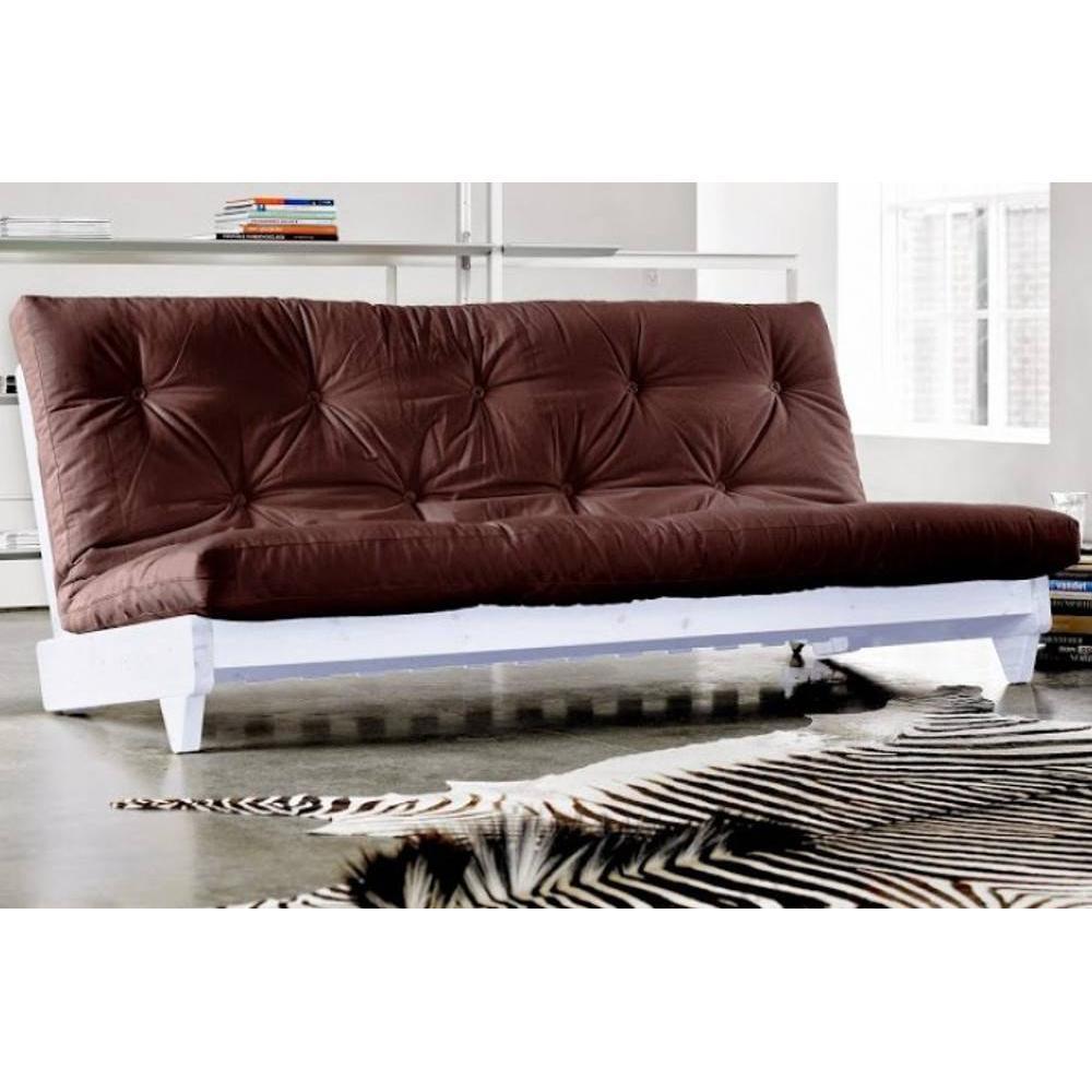 canap s futon canap s et convertibles banquette lit blanc futon marron fresh 3 places. Black Bedroom Furniture Sets. Home Design Ideas