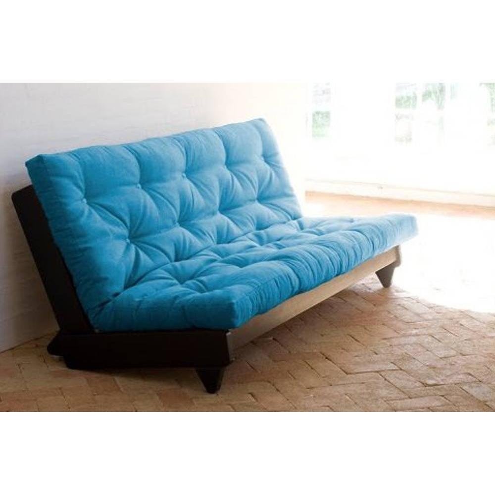 canap s futon canap s et convertibles banquette lit weng futon bleu azur fresh 3 places. Black Bedroom Furniture Sets. Home Design Ideas