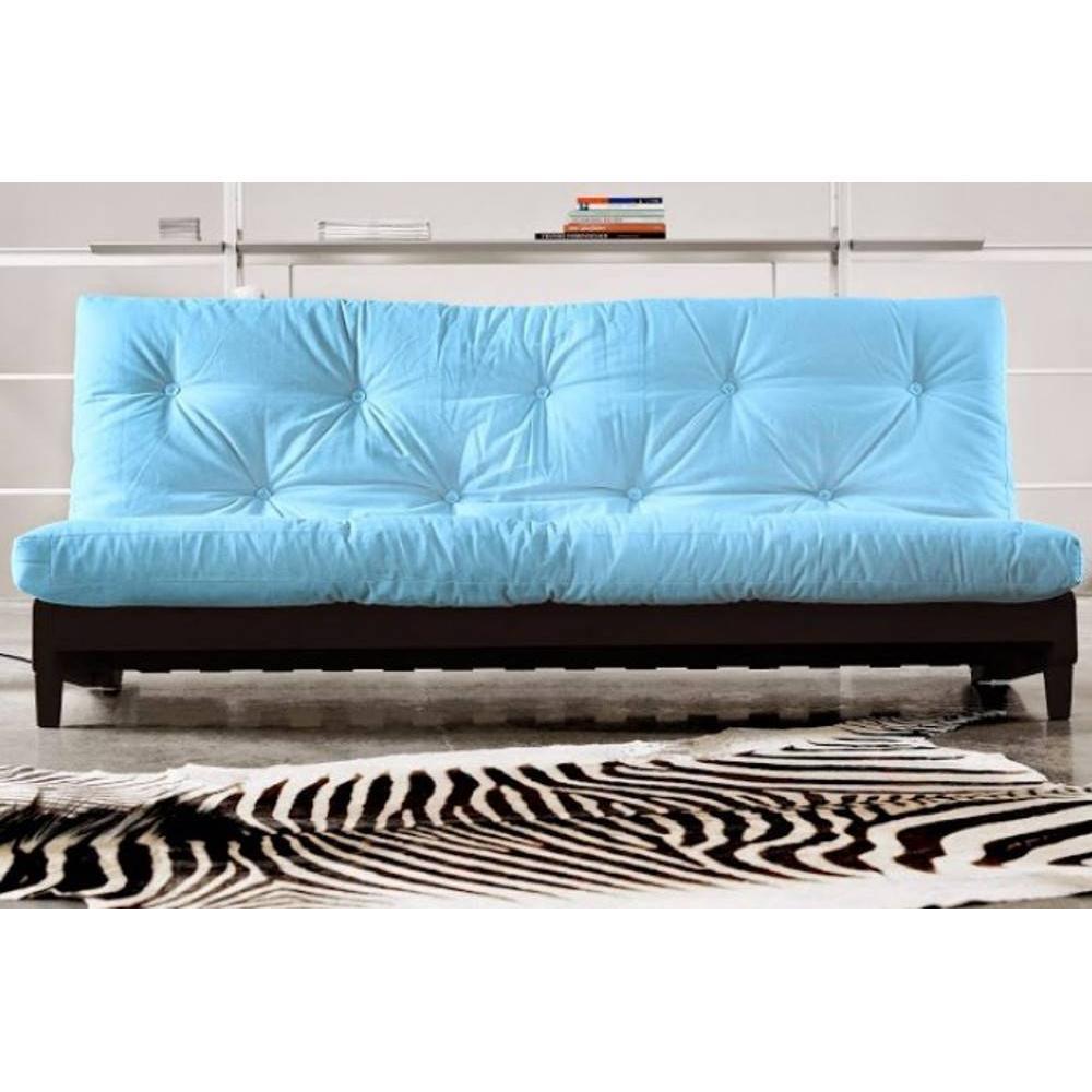 canap s futon canap s et convertibles banquette lit weng futon bleu fresh 3 places. Black Bedroom Furniture Sets. Home Design Ideas