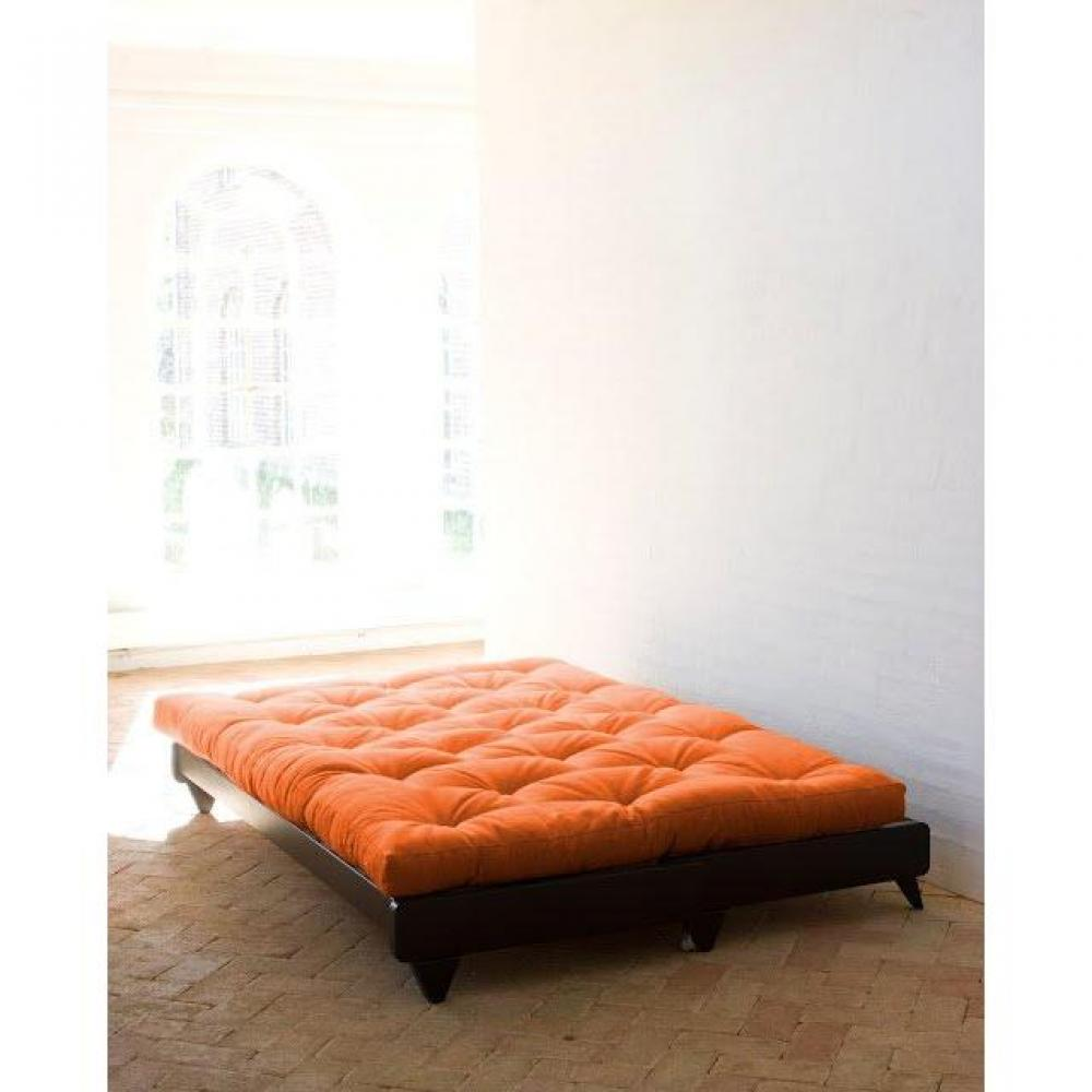 canap s futon canap s et convertibles banquette lit weng futon orange fresh 3 places. Black Bedroom Furniture Sets. Home Design Ideas