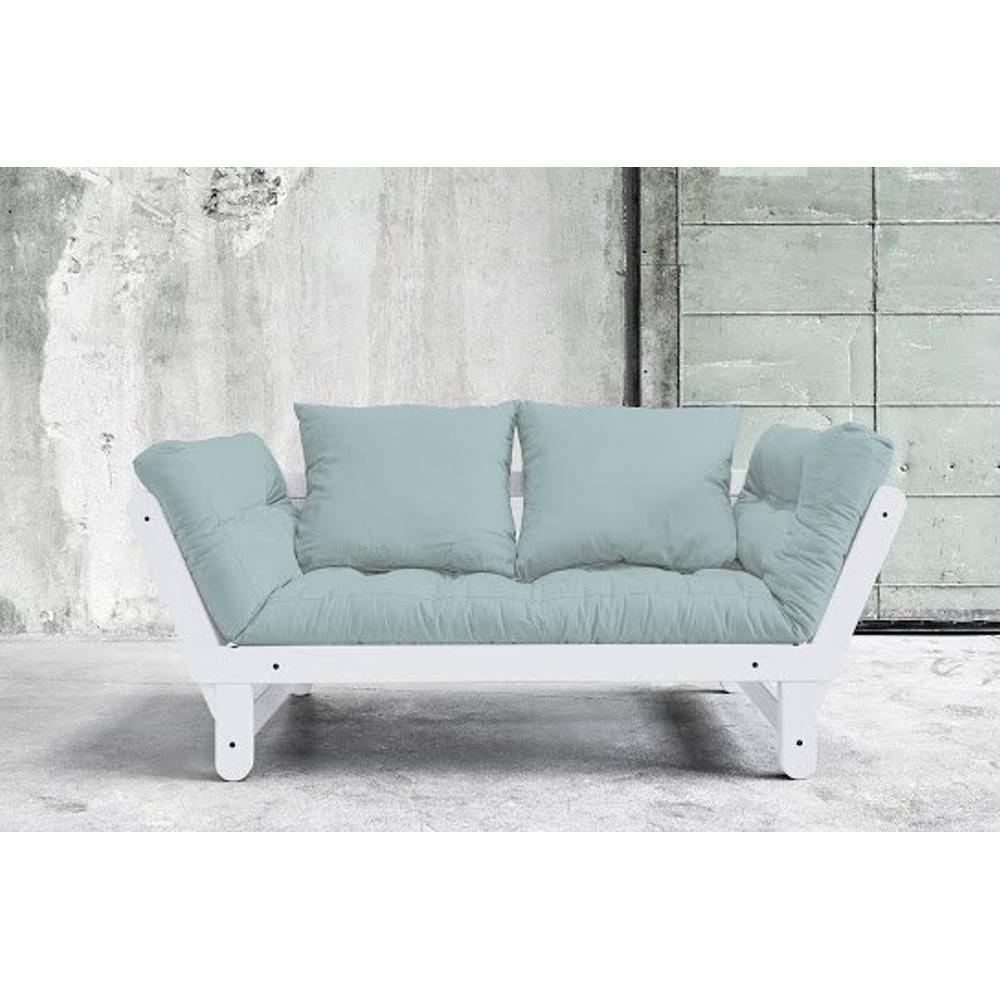 canap s futon canap s et convertibles banquette m ridienne blanche convertible futon bleu. Black Bedroom Furniture Sets. Home Design Ideas