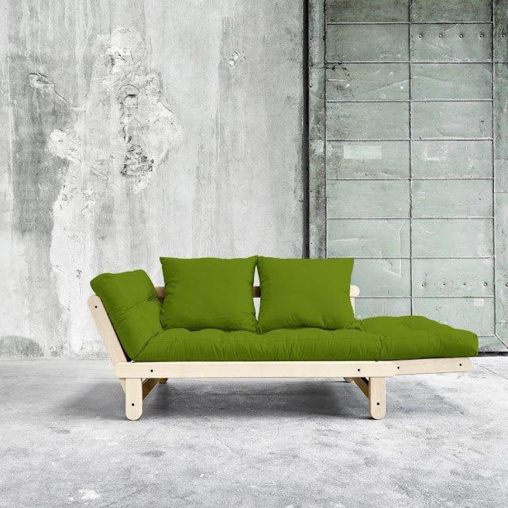 canap s futon canap s et convertibles banquette m ridienne style scandinave futon lime beat. Black Bedroom Furniture Sets. Home Design Ideas