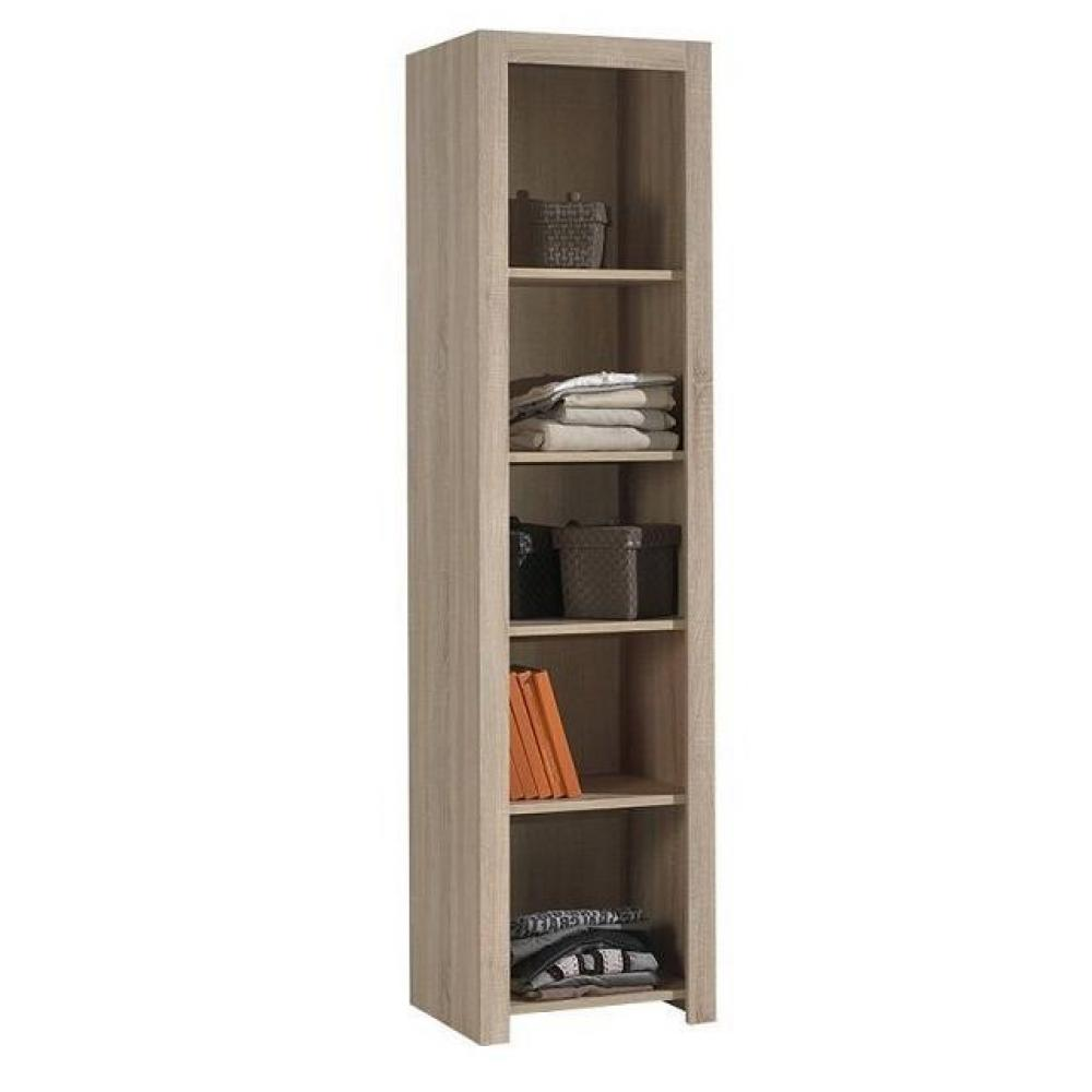 Biblioth ques tag res meubles et rangements - Bibliotheque chene clair ...