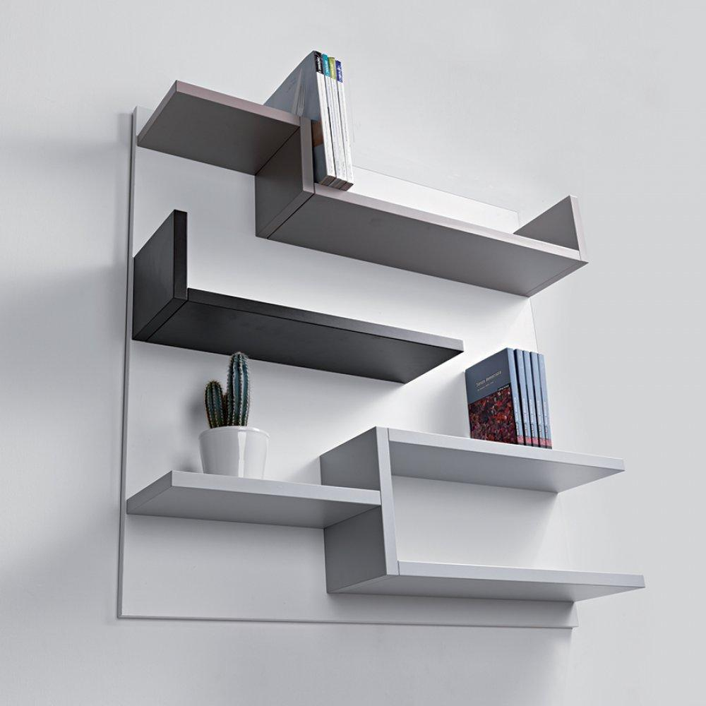 Biblioth ques tag res meubles et rangements biblioth que murale design mys - Bibliotheque etagere design ...