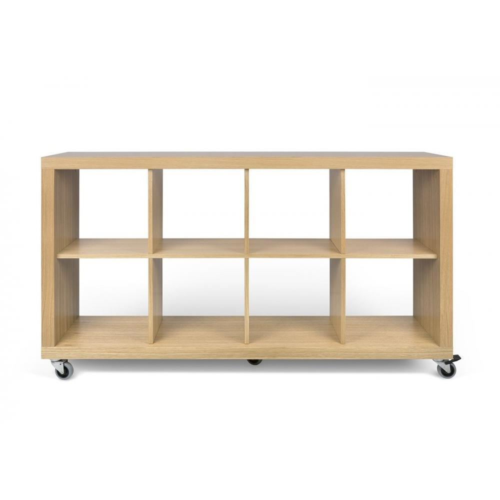 Biblioth ques tag res meubles et rangements temahome for Meubles 4 cases