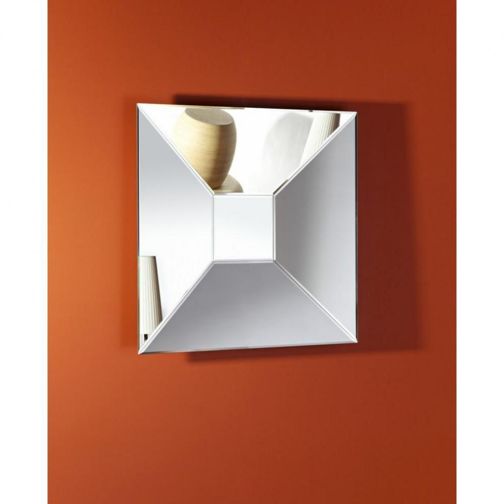 Miroirs meubles et rangements bigdance miroir mural design en verre inside75 - Miroir design belgique ...