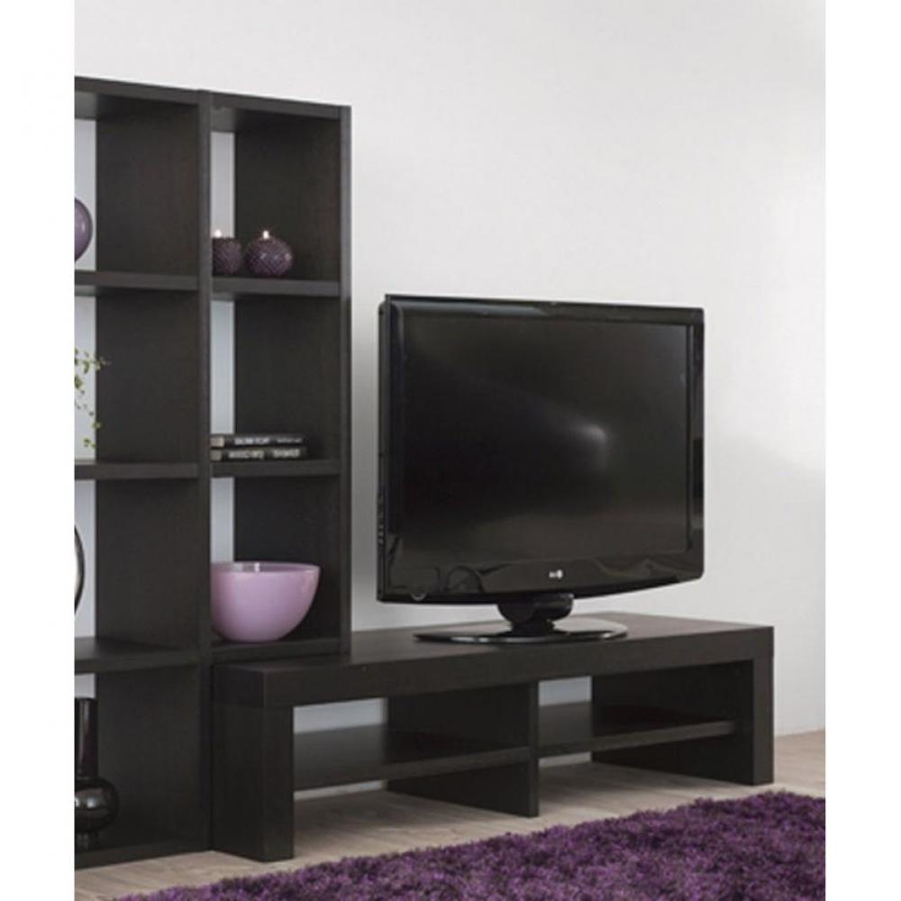 meuble tv wenge design – Artzein.com