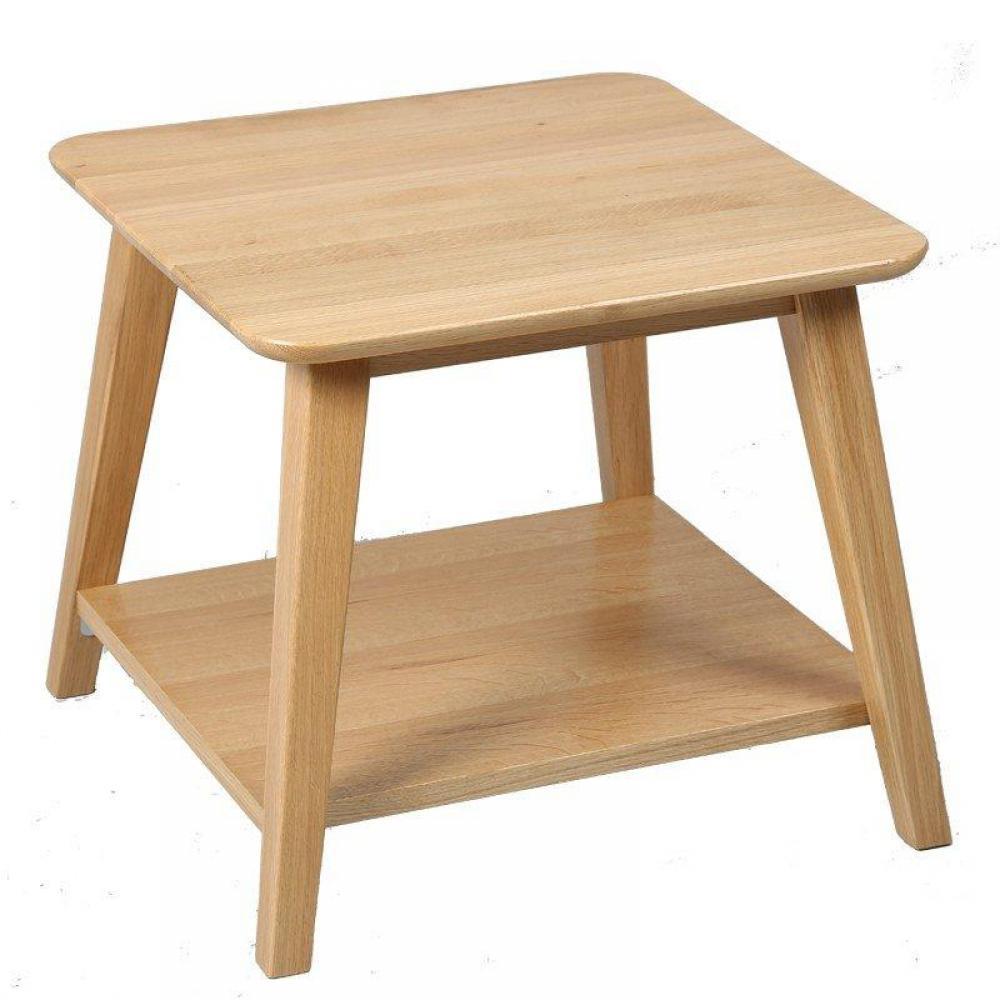 Bouts de canapes meubles et rangements bout de canap olga en ch ne massif inside75 - Bout de canape chene ...