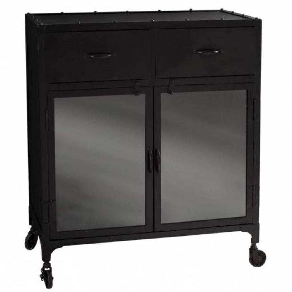 buffets bas meubles et rangements buffet industriel. Black Bedroom Furniture Sets. Home Design Ideas