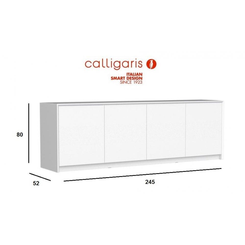 buffets bas meubles et rangements calligaris buffet bas. Black Bedroom Furniture Sets. Home Design Ideas