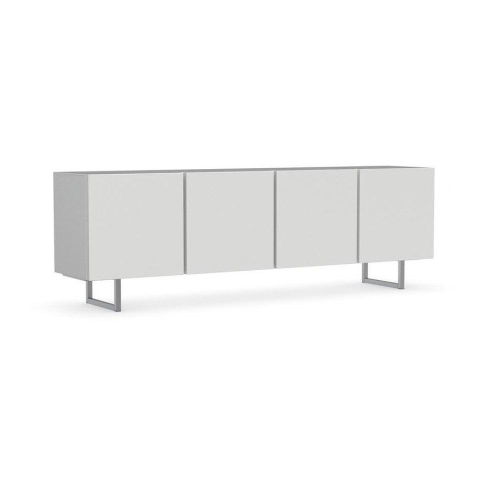 Buffets meubles et rangements buffet bas design seattle for Buffet bas design