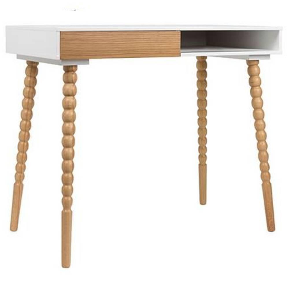 bureaux meubles et rangements zuiver bureau twisted de zuiver inside75. Black Bedroom Furniture Sets. Home Design Ideas