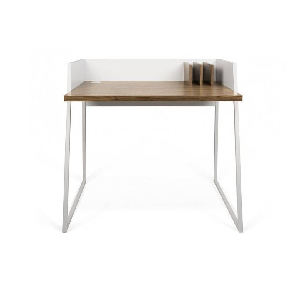 Bureau Design Blanc Laqu Amovible Max House And Garden Bureau