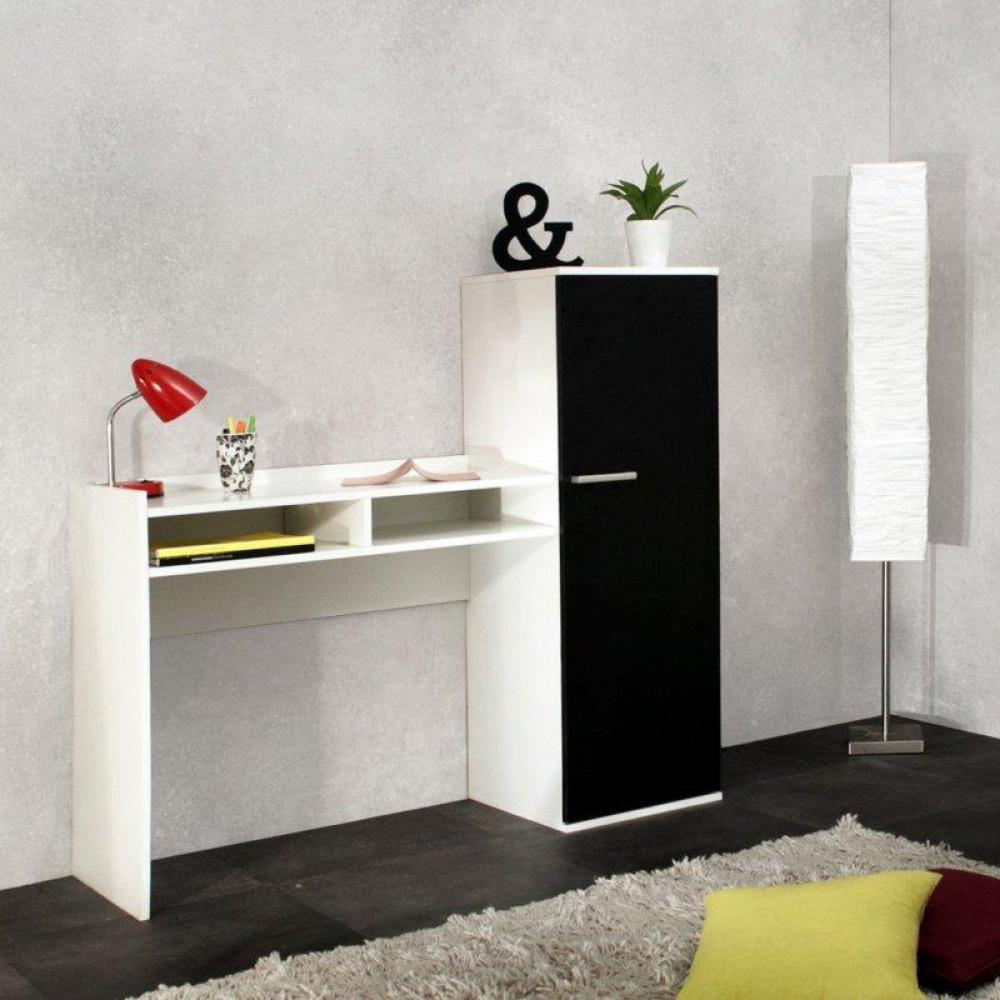 Bureaux meubles et rangements d co bureau armoire avec for Meuble bureau avec rangement