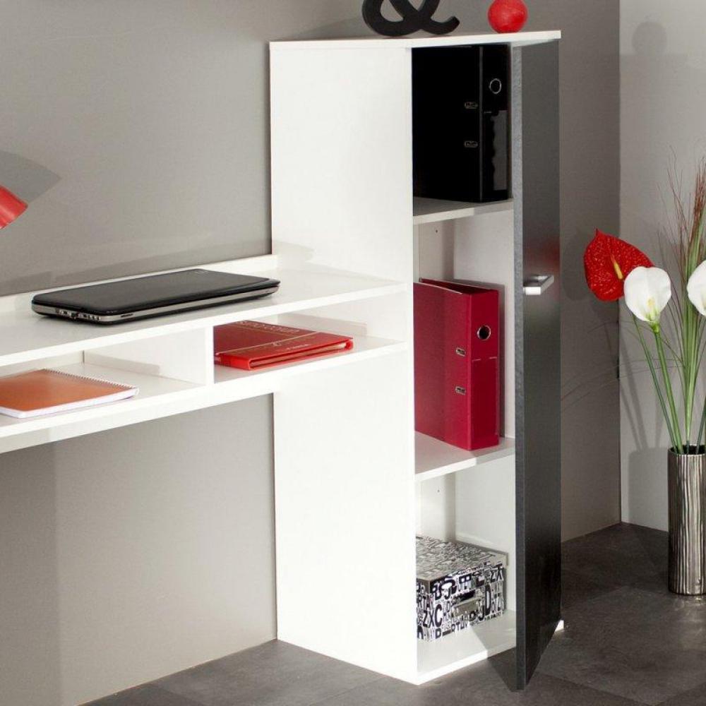 bureaux meubles et rangements d co bureau armoire avec rangements inside75. Black Bedroom Furniture Sets. Home Design Ideas