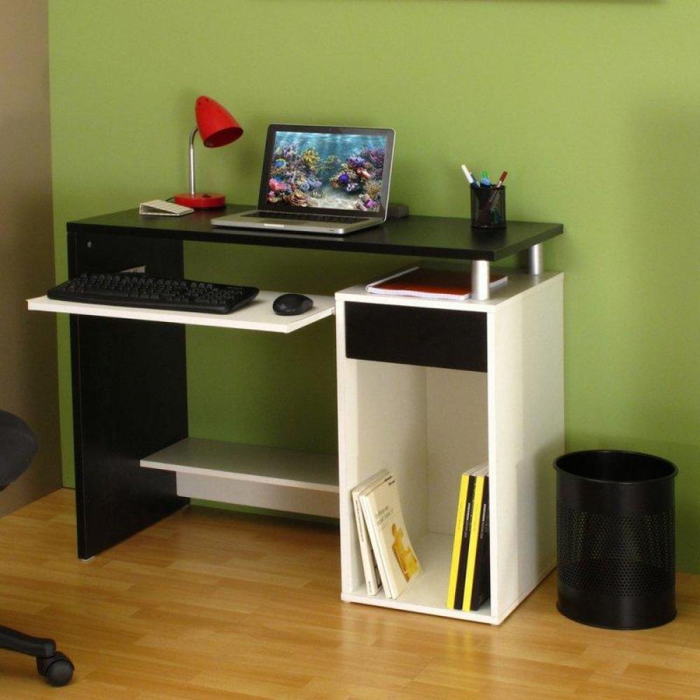 rapido convertibles canap s syst me rapido geek bureau informatique triple plateaux noir. Black Bedroom Furniture Sets. Home Design Ideas