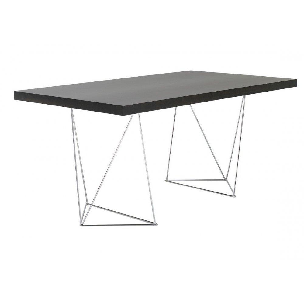 Bureaux meubles et rangements bureau design temahome for Bureau 180 cm