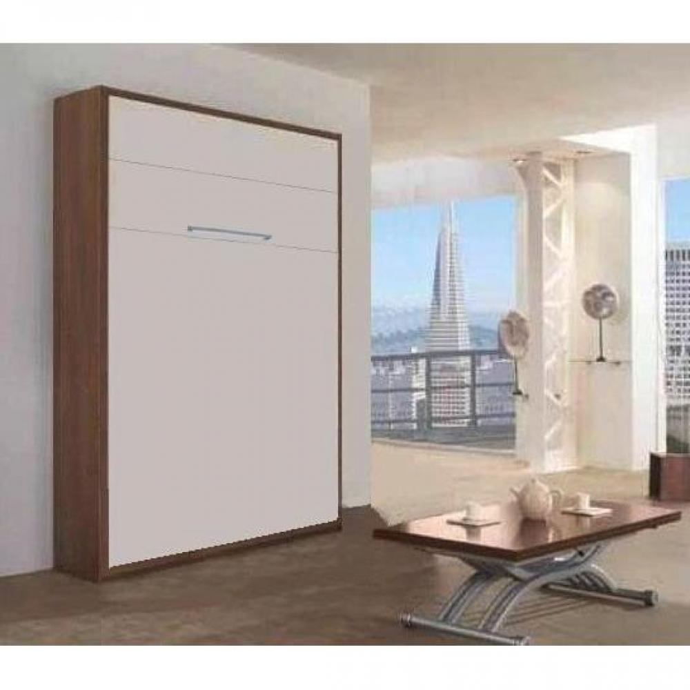 Armoire lit verticale armoires lits escamotables armoire for Armoire lit escamotable ikea