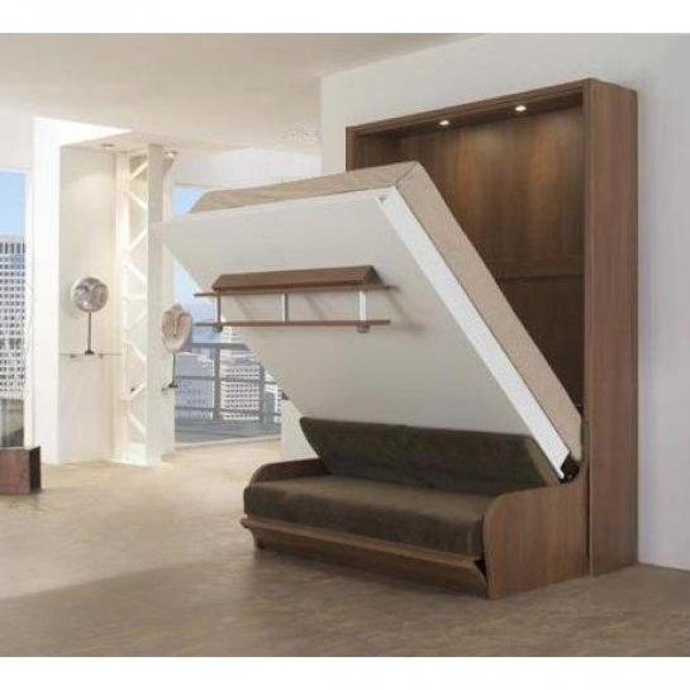 armoire lit verticale armoires lits escamotables armoire lit 140cm escamotable campus. Black Bedroom Furniture Sets. Home Design Ideas