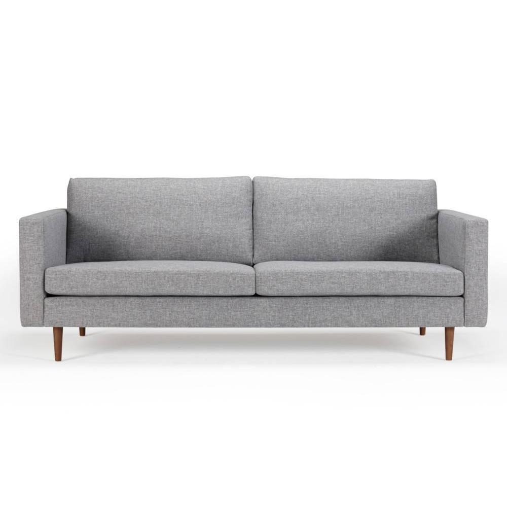 chaises meubles et rangements canap 3 places design scandinave otto inside75. Black Bedroom Furniture Sets. Home Design Ideas