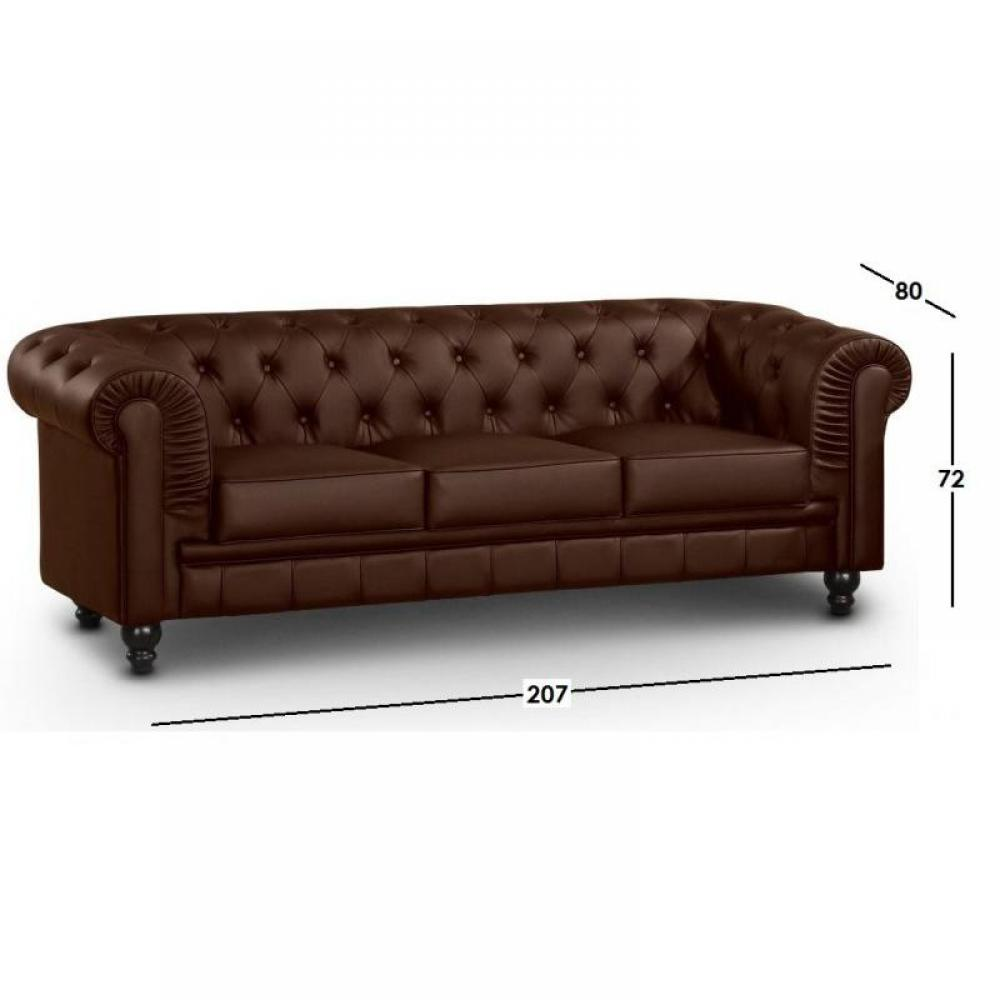 Rapido convertibles canap s rapido convertibles canap for Canape chesterfield 3 places