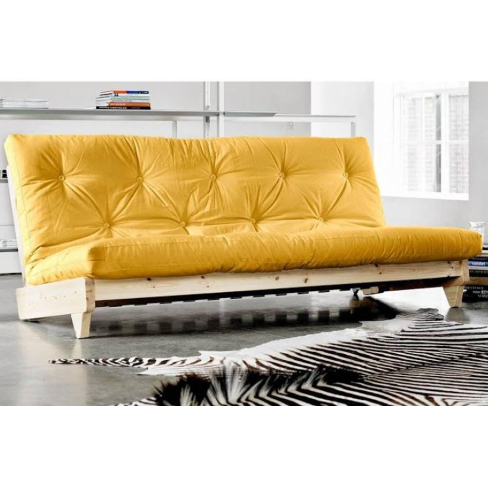 canap s futon canap s et convertibles banquette lit futon jaune fresh 3 places convertible. Black Bedroom Furniture Sets. Home Design Ideas