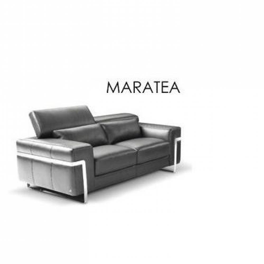 canap s fixes canap s et convertibles canap haut de gamme 4 places maratea tissu ou cuir. Black Bedroom Furniture Sets. Home Design Ideas