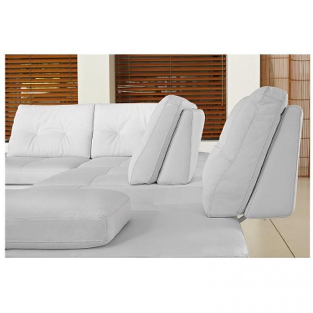 ... VEZUVIA haut de gamme italien 3-5 places tissu ou cuir  Inside75