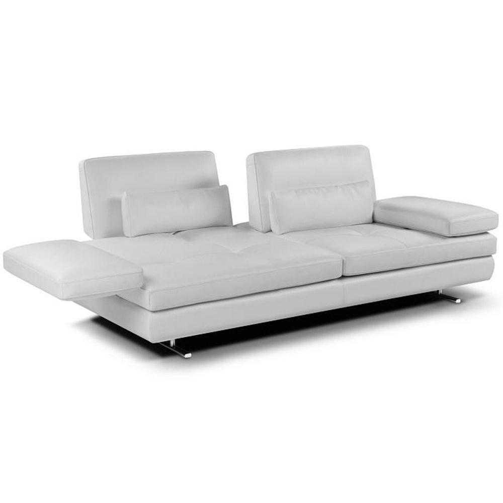 Canap s convertibles design canap 2 4 places serena2 - Canape 4 places tissu ...