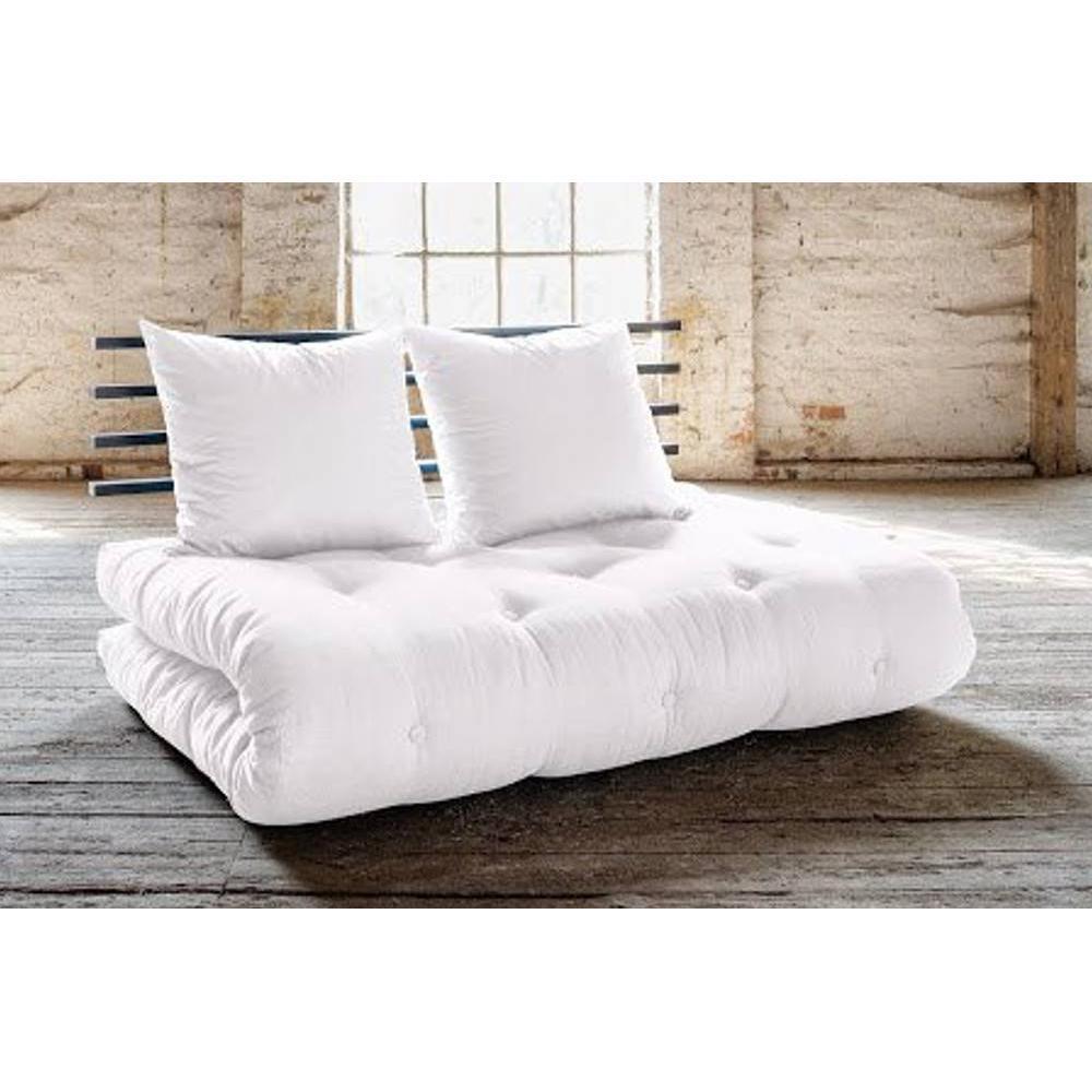 canap s futon canap s et convertibles canap lit noir. Black Bedroom Furniture Sets. Home Design Ideas