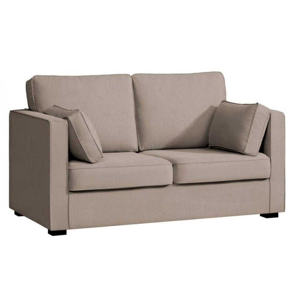 Canap convertible express couchage mousse bultex 14cm for Inside 75 canape firenze