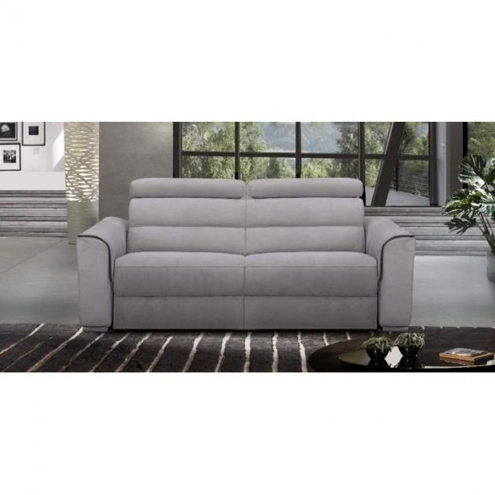 Canap s et fauteuils relax canap s et convertibles for Canape relax 3 places tissu