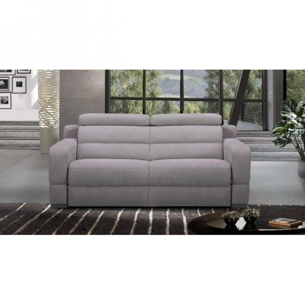 Canap s relax canap s et convertibles cosyo canap 3 - Canape relax electrique 3 places ...