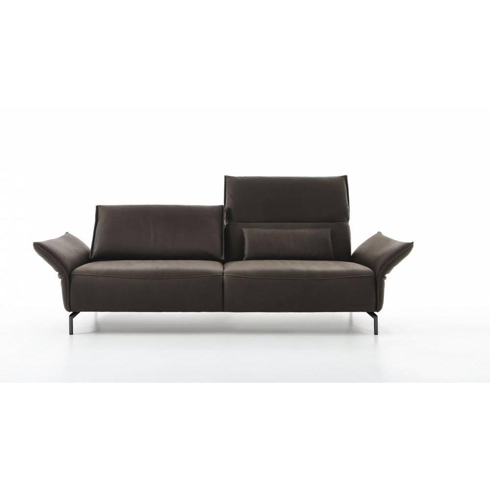 Canap s fixes canap s et convertibles koinor canap - Canape cuir design luxe ...