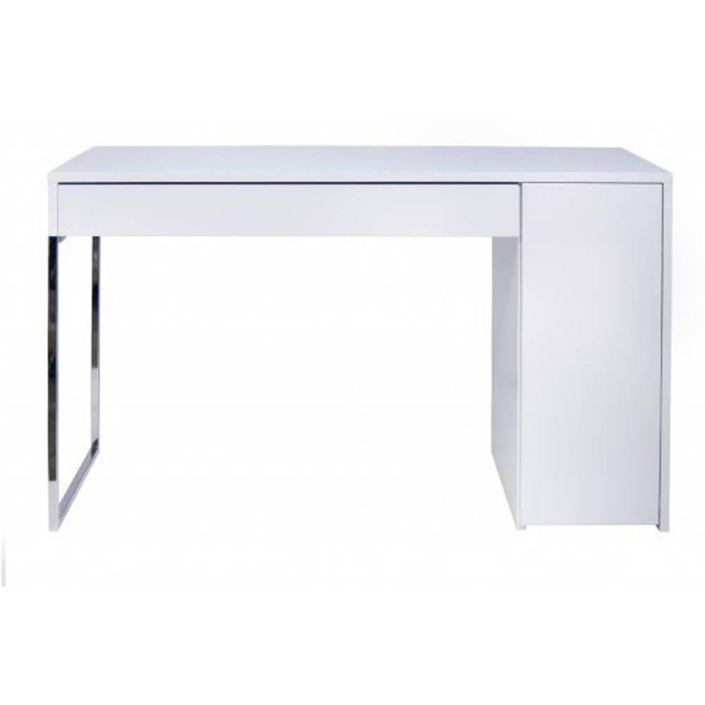Bureaux meubles et rangements temahome prado bureau - Bureau largeur 50 cm ...